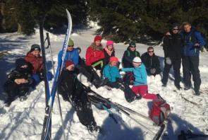 Impressionen Vereinsjugendskitag 2017